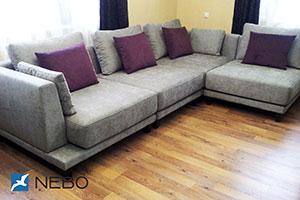 Угловой диван - 9932