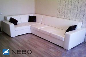Угловой диван - 9888