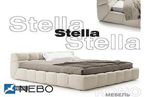 Кровать из кожи - 9460