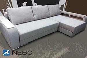 Угловой диван - 9711