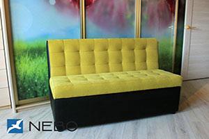 Желтая мягкая мебель - фото - 9660