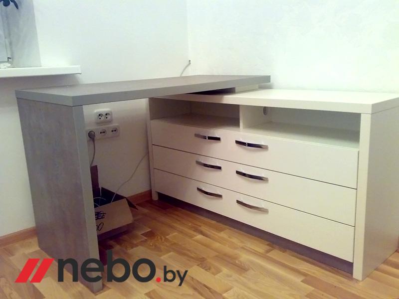 Арт. 5945 - комоды - мебель на заказ.