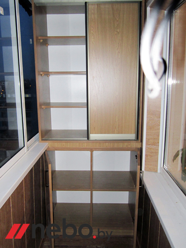 Арт. 5746 - мебель для балкона - мебель на заказ.