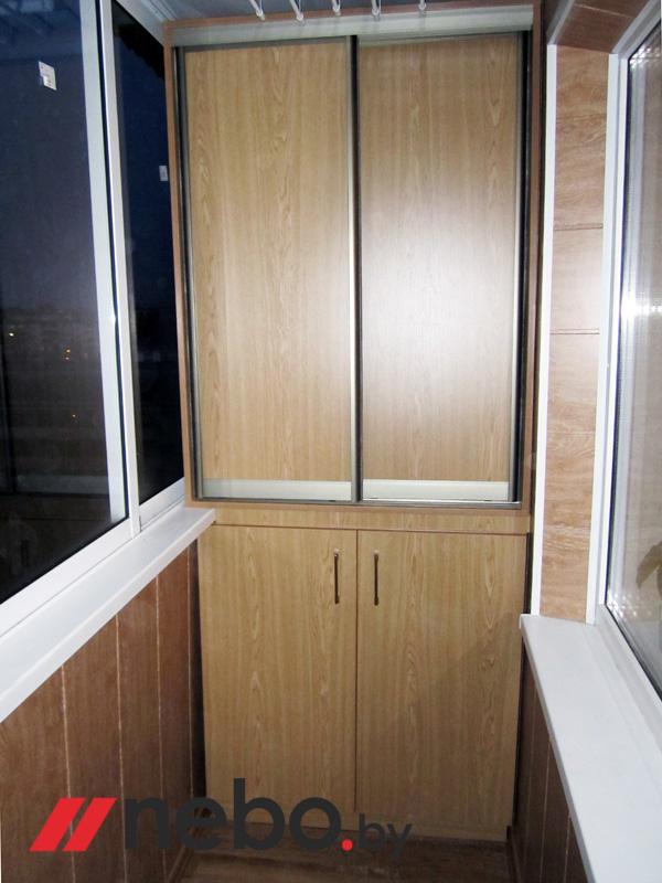 Арт. 5747 - мебель для балкона - мебель на заказ.