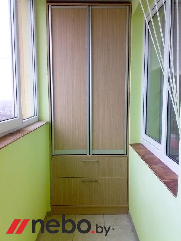 Арт. 5749 - мебель для балкона - мебель на заказ.