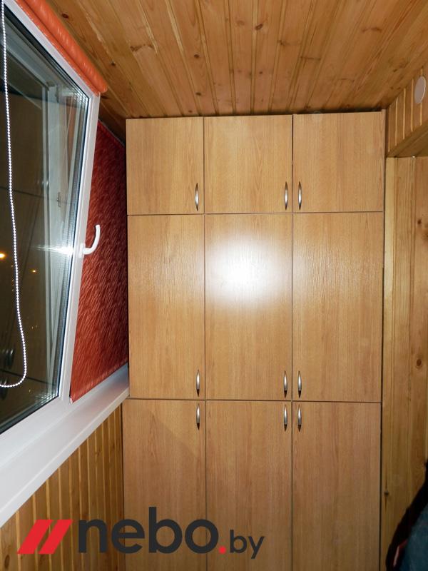 Арт. 5750 - мебель для балкона - мебель на заказ.