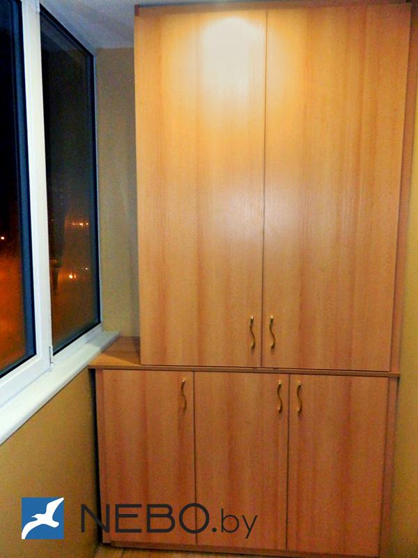 Арт. 5757 - мебель для балкона - мебель на заказ.