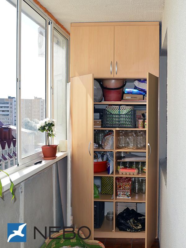 Арт. 5770 - мебель для балкона - мебель на заказ.