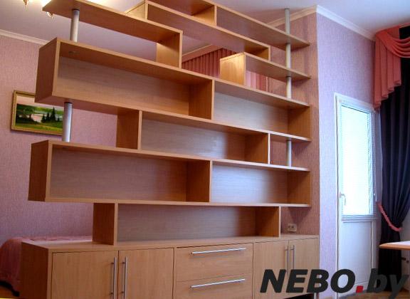 Арт. 6022 - полки - мебель на заказ.