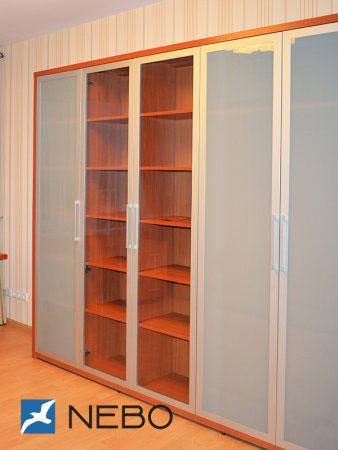 Шкафы распашные - фото - 11089