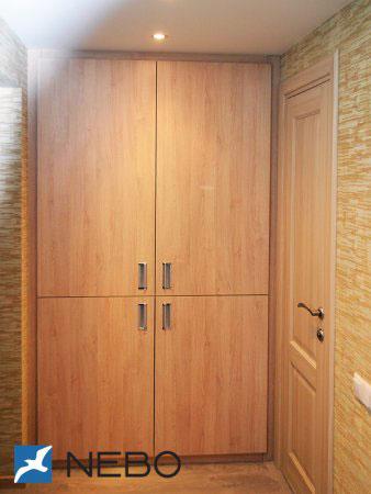 Шкафы распашные - фото - 11098