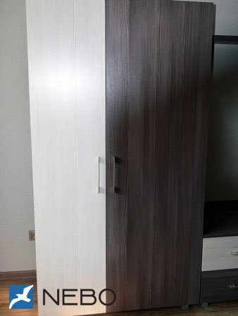 Шкафы распашные - фото - 11100