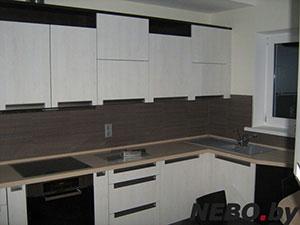 Кухни с фасадами из ДСП - фото - 3576