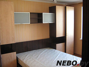 Бежевые кровати и спальни - фото - 4873