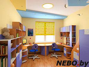 Фиолетовая и сиреневая мебель - фото - 4959