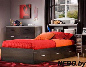 Односпальные кровати - фото - 4881