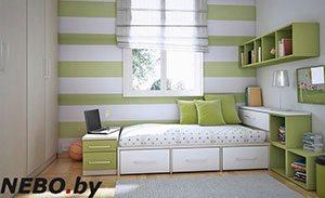 Зеленая и салатовая детская мебель - фото - 4963