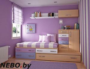 Фиолетовая и сиреневая мебель - фото - 4965