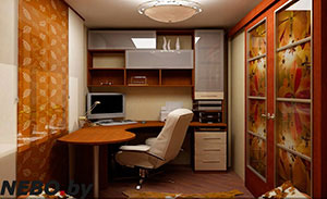 Оранжевая мебель - фото - 4476