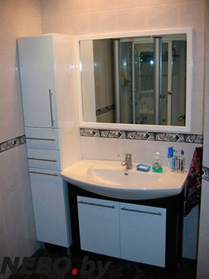 Пеналы для ванной - 5112