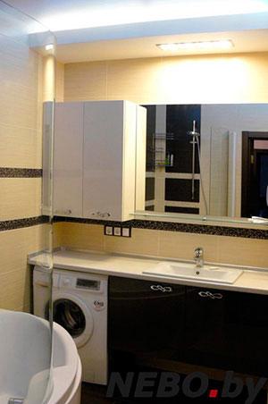 Шкафы навесные для ванной - 5134