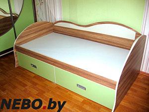 Зеленая и салатовая детская мебель - фото - 4978