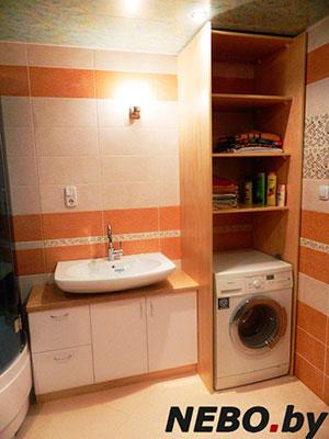 Пеналы для ванной - 5151
