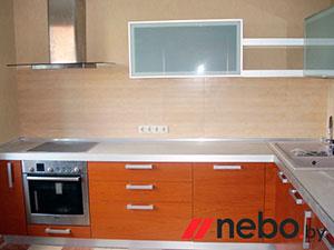 Кухни с фасадами из ДСП - фото - 3683