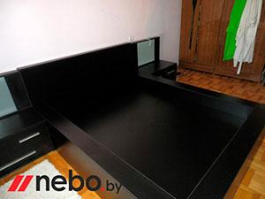 Черная мебель - фото - 4903