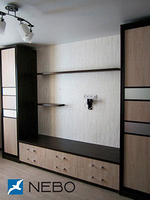 Горки, секции, мебельные стенки - фото - 5535
