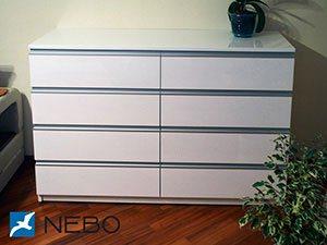 Белая мебель - фото - 5908