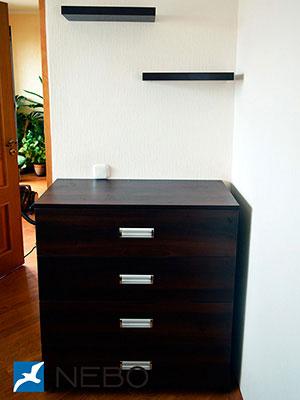 Черная мебель - фото - 5910