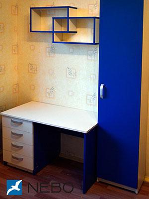Синяя и голубая мебель - фото - 4641