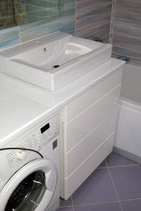Мебель для ванной - фото - 21166