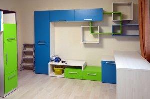 Шкафы в детскую - 21409