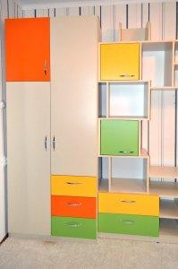 Шкафы в детскую - 21411