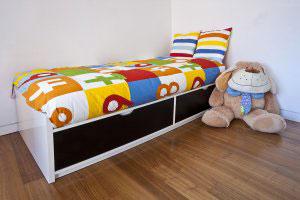 Детская мебель цвета венге - фото - 23139