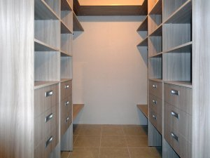 Гардеробные комнаты - фото - 23146