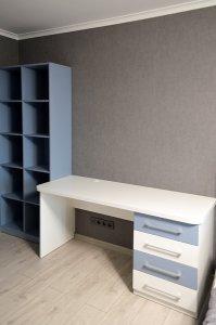 Синяя и голубая мебель - фото - 23168