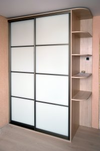 Шкафы-купе в спальню - фото - 23181
