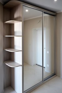 Шкафы-купе фото - 23183