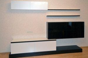 Черная мебель - фото - 23233