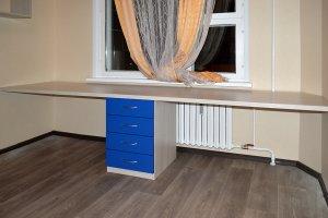 Синяя и голубая мебель - фото - 23240