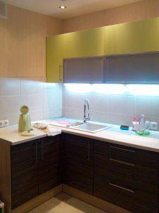 Зеленая и салатовая мебель - фото - 23264