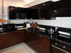 Черные кухни - фото - 23265