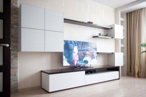 Горки, мебельные стенки - фото - 23267