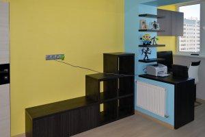 Детская мебель цвета венге - фото - 23286