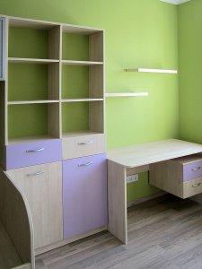 Фиолетовая и сиреневая мебель - фото - 23289