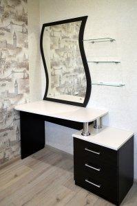 Коричневые (венге) туалетные столики - фото - 23369