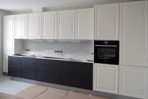 Линейные кухни - фото - 23375
